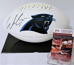 Will Grier Signed Autograph Carolina Panthers Football Cowboys JSA WPP147870