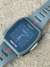 Timex Ironman R300 GPS Watch - Gray (TW5M37600IQ)