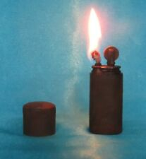 Collectable Vintage WWII Steel Lipstick Style Lighter.