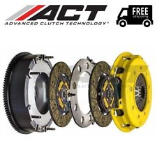 ACT - T1S-D03 For 08-13 Dodge Challenger V8 Twin Disc HD Street Clutch Kit