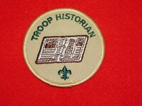 Details about  /BOY SCOUT TROOP COMMITTEE  PATCH  NEW  TAN