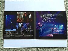 BLACK SABBATH - THE END TOUR CD WITH ORIGINAL AUTOGRAPHS!!!!