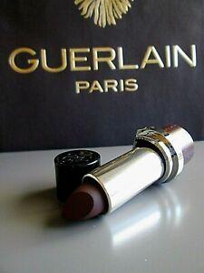GUERLAIN ROUGE G LIPSTICK REFILL TSTR #099 MATTE CHOCOLATE BROWN 3.5 G NO BOX