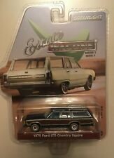 GREENLIGHT ESTATE WAGONS SERIES 1-1979 FORD LTD COUNTRY SQUIRE