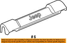 Jeep CHRYSLER OEM 97-06 Wrangler-Bumper Cover 55155667AG