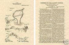 1914 Chasse Us Verni Art Print Prêt à Encadrer Vintage Haas Jante Luminaire