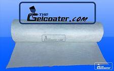 """Ultra Clear Chopped Strand Mat Fiberglass 8 feet X 46"""" wide 2oz/ft² (600g/m²)"""