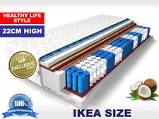 MATELAS 190 200 7 ZONES H3 noix de COCO de dépôt EVFTFR PRIME de hauteur 22 cm**