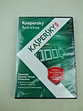Kaspersky Anti-Virus PC Windows 7 - New