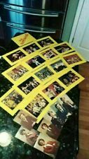 The Osmonds Tv Concert Photos Pictures 1976 Osbro Productions 15 Cards + More!
