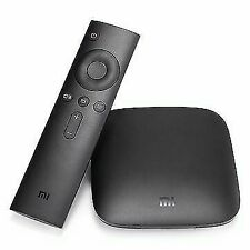 Xiaomi Mi Box Android TV 4K 8GB Reproductor - Negro