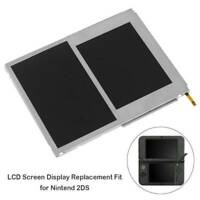 For Nintendo 2DS Console LCD Screen Display Top Bottom Replacement Repair Part