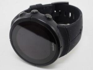Suunto Spartan Ultra Black Adventure Multisport GPS Watch w/o Charger
