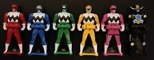 POWER RANGERS Super Megaforce Legendary Key Pack Lost Galaxy Lot of 6