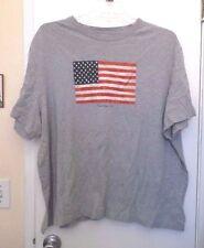 Patriotic Faded Glory T-shirt--Summer 2011--3XL--flag