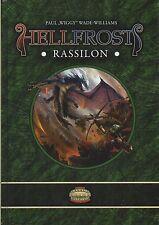 HELLFROST-RASSILON-SAVAGE WORLDS-(HC)-PROMETHEUS GAMES-deutsch-neu-OVP