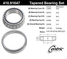 C-TEK Wheel Bearing & Race Set fits 2001-2007 GMC Sierra 3500 Savana 3500 Sierra