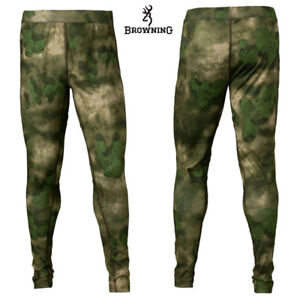 Browning Hell's Canyon Speed Phase Base Layer Pants (S)- ATACS FG