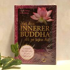 Dein innerer Buddha - Entdecke die Stimme deines Herzens - Orakelkarten mit Buch