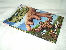 Book Softback Graphic Novel Marvel The Incredible Hercules: Love and War