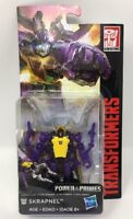 Transformers Generations Power of the Primes Legends Class Skrapnel
