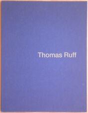 Thomas RUFF / Thomas EMDE. Über den Wolken,unter den Sternen. 1996. E.O.