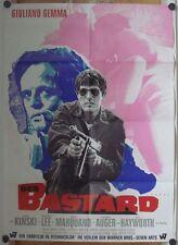 BASTARD (Kinoplakat/Filmplakat '69) - GIULIANO GEMMA / KLAUS KINSKI