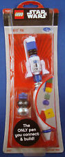 NEW LEGO STYLUS R2-D2 STAR WARS BUILDING TOY ROBOT PEN