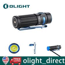 OLIGHT Baton 3 Flashlight Torch 1200 lms Magnetic Charge Waterproof IPX8 Strobe