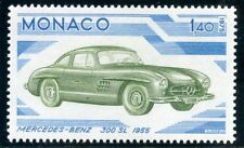 STAMP / TIMBRE DE MONACO  N° 1027 ** VOITURE AUTOMOBILE / MERCEDES BENZ 1955