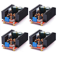 4* 150w Dc-dc Boost Converter 10-32v to 12-35v 6a Step up Power Supply Module El