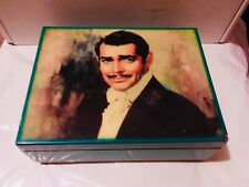 Clark Gable Music Box from GONE WITH THE WIND Limited Edition  #1980 of 15000