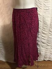 Rena Lange woman skirt size 8 made in Slovenia