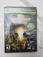 Mortal Kombat vs. DC Universe - Microsoft Xbox 360 FAST SHIPPING