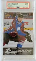 2015 2016 Mikko Rantanen UPPER DECK YOUNG GUNS ROOKIE JUMBO OVERSIZED RC PSA 9