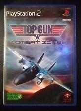 Top Gun: Combat Zones - Playstation 2