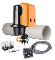 Quick BTQ110-25 Bugstrahlruder-Kit 12V 25Kgf Druckknopfsteuerung #50810006