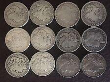 1878-1904 MORGAN SILVER DOLLAR MIXED DATE ROLLS VG-VF (20) COIN ROLL