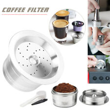 Coffee Capsules For Verismo K FEE/CBTL Metal Refillable Pod Cup Filters Mesh