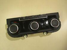 7N0907426AM VW Passat B7 2012.y 2.0 TDI Climate Control Panel 7N0 907 426 AM
