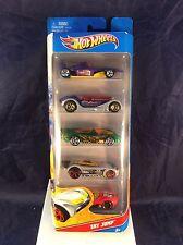 Hot Wheels SKY JUMP - 5 Pack 2011 - New