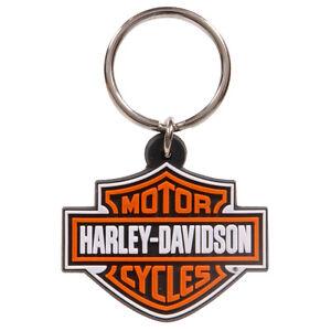 Harley-Davidson HD Classic Bar & Shield Key Chain