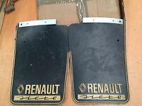 RENAULT SIETE 7  R7  MUD FLAPS  NEW OLD STOCK