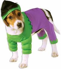The HULK Dog Costume - LARGE - Marvel - Rubie's Costume - Green & Purple - NWT