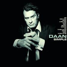 CD NEUF - DAAN - SIMPLE / Edition Digipack - C4