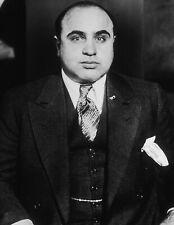Al Capone Mafia 8 X 10 Glossy Photo Picture