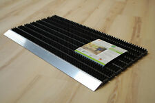 Fußmatte Astra Türmatte Super Brush 044 schwarz 40x60 cm Bürstenmatte