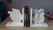 Serre-livres 'Molly la souris' de SIA - (souris ete mouton)