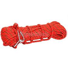 Tree Rock Climbing Safety Sling Rappelling Rope Auxiliary Cord Equipment 3KN