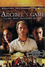 Arcibel's Game El Juego De Arcibel (DVD, 2005, New, Spanish w/ English Subtitle)